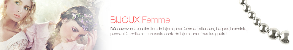 bijoux femme