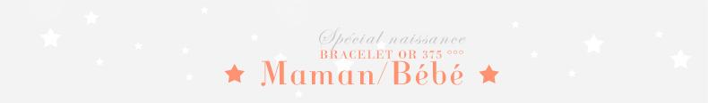 bracelet maman b b. Black Bedroom Furniture Sets. Home Design Ideas
