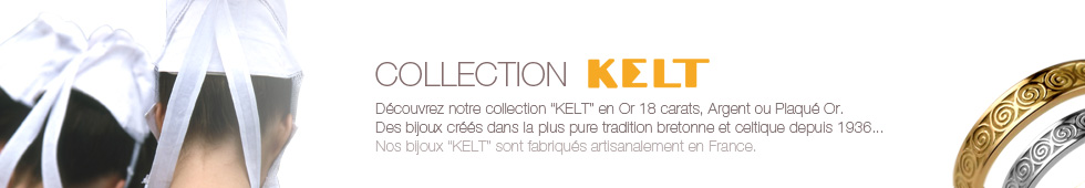bijoux collection breton kelt