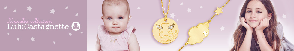 Collection de bijoux Lulu Castagnette