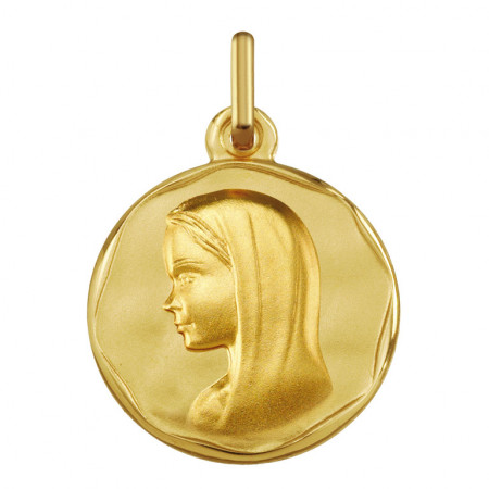 Médaille Vierge MARIE Or 375°°°