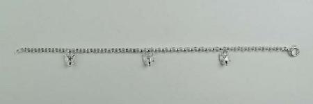 Bracelet Argent ROLO 35/3 BREL RENARD PM