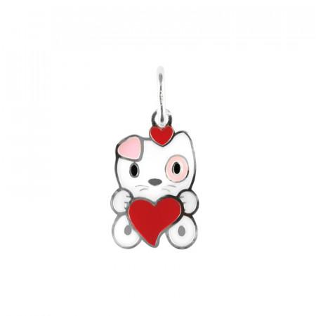 Pendentif Argent ENFANT Hello Kitty