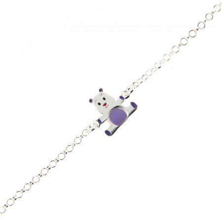 Bracelet NOUNOURS Argent