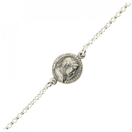 Bracelet Argent DUCA 1 pièce 15+4cm