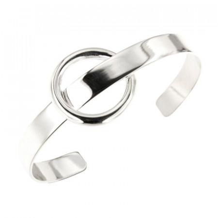 Bracelet Argent PHI_PLAT - MM 8mm