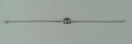 Bracelet Argent FR80 1 MOTIF FOI PM