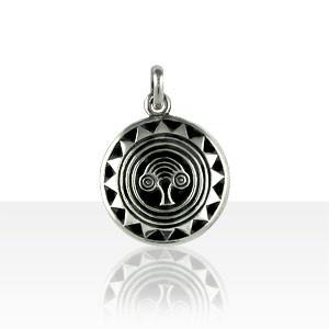 Médaille Argent HIBOU