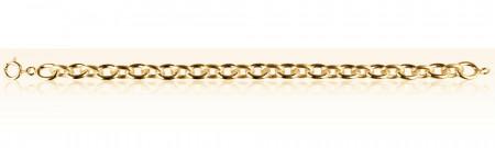 Bracelet Plaqué Or ESCLAVE MM