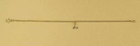 Bracelet Plaqué Or FR60 PP TRISKELL 1