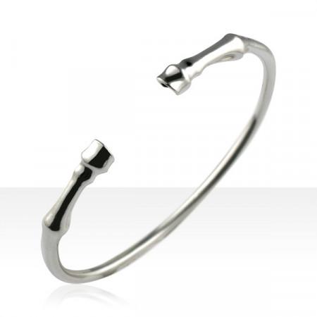 Bracelet Argent JONC SABOTS
