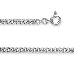 Chaine Argent GL80-45CM