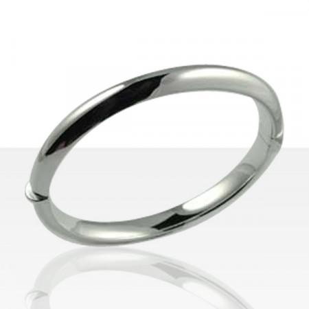 Bracelet Argent 1/2 JONC 8