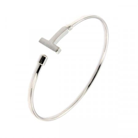 Bracelet Jonc T Argent
