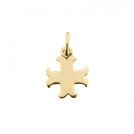 Pendentif Or 18K CROIX CATHARE PM