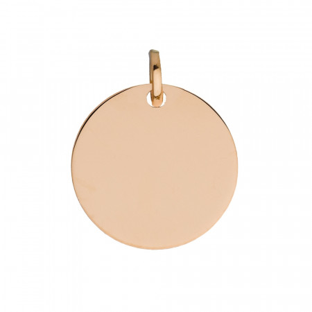 Médaille jeton Or rose 750°°°
