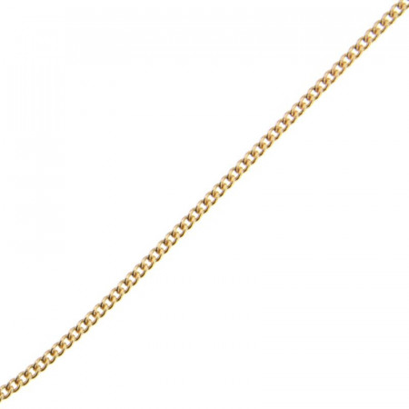 Chaine Plaqué Or GL45-50CM