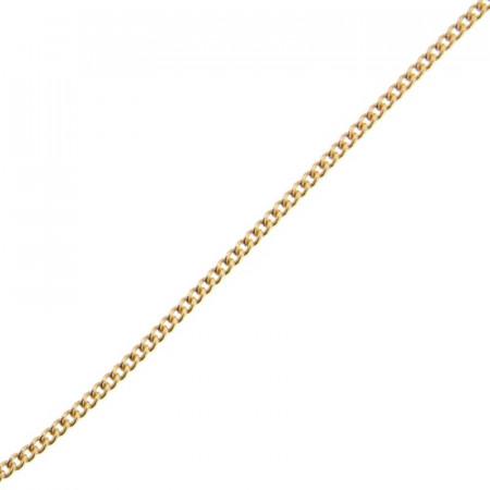 Chaine Plaqué Or GL45-40CM