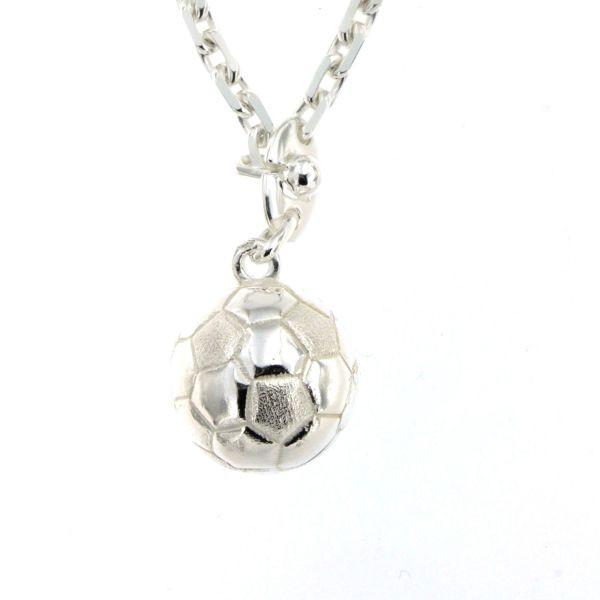 Porte clefs argent ballon de foot porte cles argent - Porte cle argent massif ...