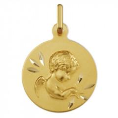 Médaille ANGE étoile Or 375°°°