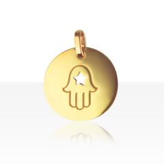 Médaille MAIN DE FATMA Or 375°°°