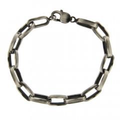 Bracelet Argent ANTIKA CHAINON GM-21CM