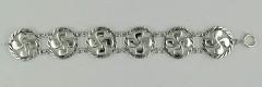 Bracelet Argent TORSADE CX BASQUE GM
