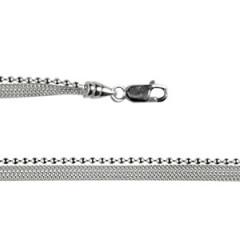 Bracelet Argent MULTI RANGS MINI