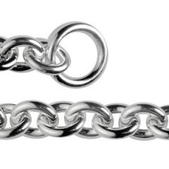 Bracelet Argent FIL ROND D5