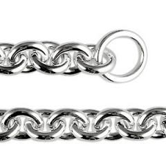 Bracelet Argent FIL ROND D4