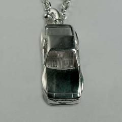 Porte-clés Argent PORSCHE 944