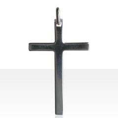Croix Argent PLATE