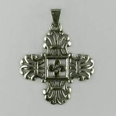 Croix Argent PYRAMIDE
