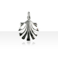 "Pendentif Argent ""COMPOSTELLE"" EVIDEE GM"
