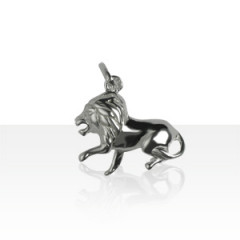 Zodiaque Argent VOL LION