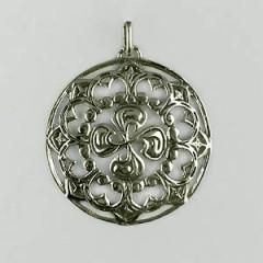 Médaille Argent TREFLE