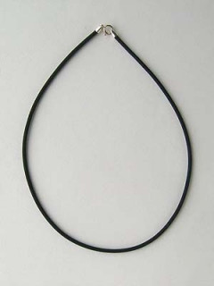 Collier Argent GOMME 25