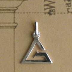 G Argent EN Triangle PM Z19