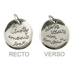 "Médaille Argent ""GRAFFITI"" GM BI BIOTZ/AMODIO BA"