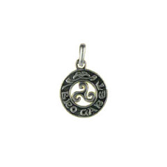 Médaille Argent TRISKELL BRO GARET