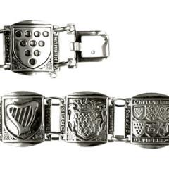 Bracelet Argent 6 PAYS CELTES PM