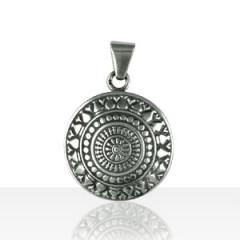 Médaille Argent ROUE BRETONNE