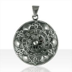 Médaille Argent COQUILLE ST JACQUES