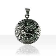 Médaille Argent HERMINE