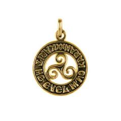 Médaille Or TRISKELL KARIT ME EVEL