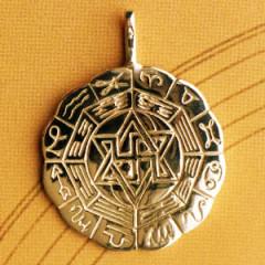 Médaille Plaqué Or DE MAITRE LIONEL 33