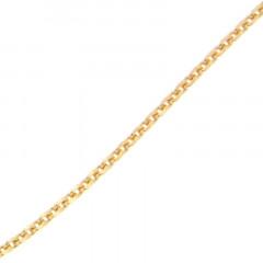 Chaine Plaqué Or FL70(2,5mm)-50CM