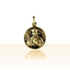 Médaille Plaqué Or ST ERWANN