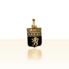 Médaille Plaqué Or ECUSSON DE MONCONTOUR