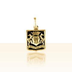 Médaille Plaqué Or ECUSSON DE BRETAGNE